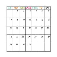 Kalendari / Calendars